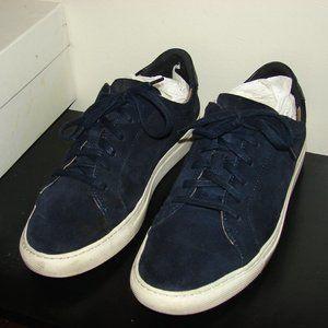Banana Republic Blue Suede Shoes